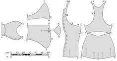 """Pourpoint - """"This garment is padded, with the top layer made of silk. The sleeve openings are very large, which must have made the pourpoint very comfortable to wear. The bottom hem contained holes for laces to tie the hose. On top of this garment, the owner could have worn a men's cotehardie (late 14th century)."""""""