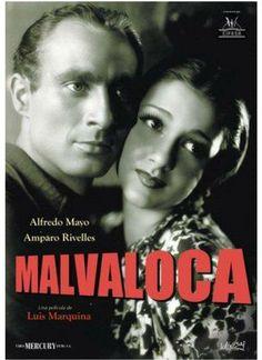 Malvaloca (1942) España. Dir.: Luis Marquina. Drama. Romance - DVD CINE 2097