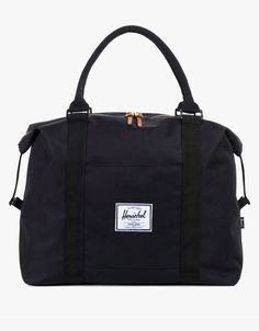 Herschel Supply Co. Strand Plus Duffle Bag - Black