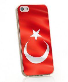 iPhone 5 5s Türkei Flaggen Case nur 7,90 Euro