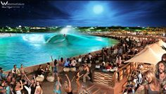 Webber Wave Pools – Wave Pool and Surf Park Technology Surfer Party, Surfer Surf, Surf Wave Pool, Places To Travel, Places To See, Surf Forecast, Surf News, Surfer Magazine, Dream Pools