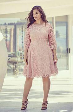 Ashley Graham - Moda Plus-size