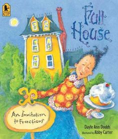 Great book that teaches Fractions,  for 3rd Grade