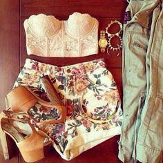 #OOTN #OOTD Fashion #Summer #Beauty #bgki  www.smashvogue.com