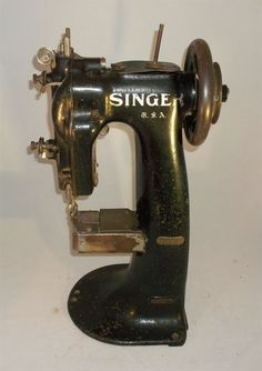 Funny little machine on ebay now. It's a Class 123 W Needle Feed Short Horizontal Cylinder Machine. Kind of cool! http://www.ebay.com/itm/Singer-Sewing-Machine-Model-123-W-1-Serial-W547631-/281189990917?pt=LH_DefaultDomain_0&hash=item41783ac205