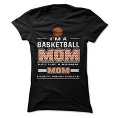 Im A BasketBall Mom Tshirt T Shirt, Hoodie, Sweatshirt