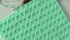 Crochet Tutorial Ideas Crochet Stitch Tutorial: the Trinity Stitch - The Iris crochet stitch is an easy, elegnt shell type stitch with a one row repeat. Its excellant drape make is a great choice for blankets, scraves, home decor and more! Easy Crochet Stitches, Crochet Stitches For Beginners, Tunisian Crochet, Afghan Crochet Patterns, Free Crochet, Stitch Patterns, Crochet Tutorials, Crochet Projects, Bun Tutorials