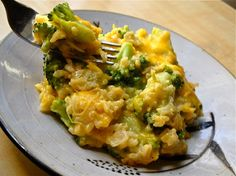 broccoli casserole for joseph