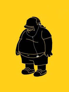 iSimpsons: If The Simpsons Had iPods. Comic book guy