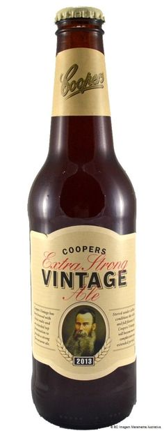 Coopers Extra Strong Vintage Ale 375ml
