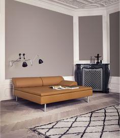 sleek - elegant interior art, perfect lighting. Less is more!