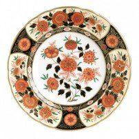 Tien Manh Dinh Antique Chrysanthemum Accent Plate