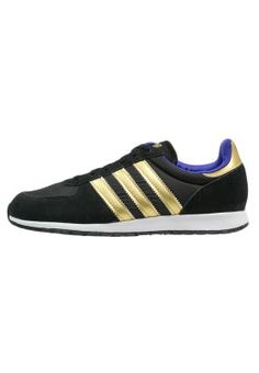 adidas adistar racer w schoenen zwart goud