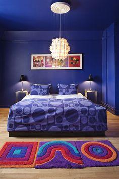 Panton Suite, Hotel Alexandra, Copenhagen