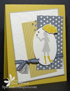 * Mary's Favorite * CT0213 A little shower. Million Dollar Moments hostess set. StampinUp.