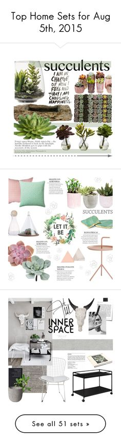Top Home Sets for Aug 5th, 2015 by polyvore on Polyvore featuring polyvore interior interiors interior design home home decor interior decorating Shop…