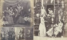 Victorian photographer Emma Johnston is all but forgotten now but her work documenting the Hampstead middle-classes from 1858 to 1864 will be sold at auction later this month.