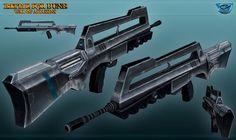 Atreides Engineer Rifle