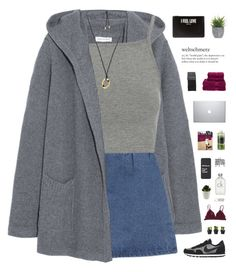 """sat, 12 dec 2015"" by cottonisth ❤ liked on Polyvore featuring Chinti and Parker, Topshop, Michael Kors, Givenchy, Christy, Lux-Art Silks, SELECTED, Korres, Calvin Klein and NIKE"