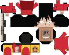luffy Z by hollowkingking.de… on luffy Z by hollowkingking. Anime Diys, Anime Crafts, Rikka And Yuuta, Paper Doll Template, Note Doodles, Gaspard, One Piece Drawing, Joke Gifts, Paper Crafts For Kids