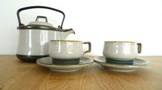 Bing+Grondahl+Cup+and+saucer++Two+Kronjyden+Tema+by+TheScandiShop,+$35.00
