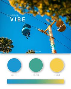 color psychology and color therapy Web Design Color, Ui Color, Color Schemes Design, Gradient Color, Design Design, Flat Color Palette, Green Colour Palette, Color Palettes, Blue Palette