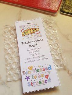 Teacher treat