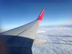 Flying across Germany... Berlin to Frankfurt