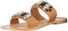 Sol Sana Women's Drake Dress Sandal, Tan - http://www.womansindex.com/sol-sana-womens-drake-dress-sandal-tan/