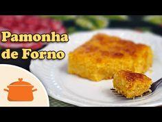 Pamonha de Forno