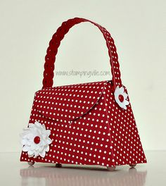 Summer Smooches Red Petite Purse