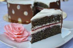 10 szuper torta, amit Te is meg tudsz csinálni! Poppy Cake, Other Recipes, Cake Cookies, Vanilla Cake, Tart, Cheesecake, Food And Drink, Birthday Cake, Cooking Recipes