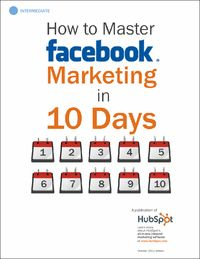"How to Master Facebook Marketing in 10 Days"" – Wondering how to quickly build a faithful following on Facebook?"