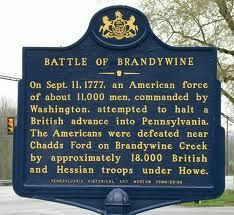 Brandywine Battlefield in Chester County Pennsylvania... Reported to be haunted