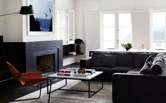An elegant renovation in Toorak by Robson Rak Architects - Vogue Living