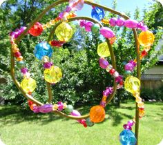 Bead Buster Garden Ornament