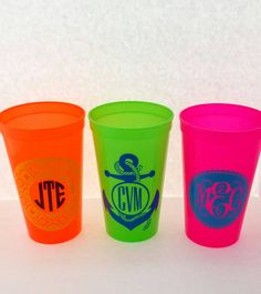 Check out this item in my Etsy shop https://www.etsy.com/listing/234818542/spiker-stadium-cup-neon-22oz
