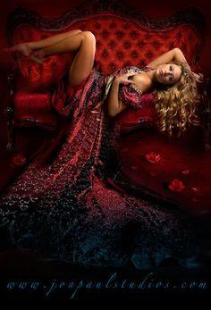 Cover of @carrielofty's FLAWLESS by @jonpaulstudios - Dress by Alethea Sayers