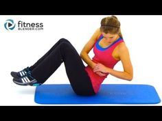HIIT Workout for Abs & Obliques - High Intensity Cardio and Abs Workout | Fitness Blender