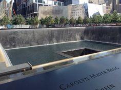 Newyork .......cioè che è stato ricostruito dopo la triste storia delle torri gemelle....posto molto commovente