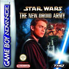 Star Wars The New Droid Army Nintendo Game Boy Advance 2002 *** You can find out more details at the link of the image.