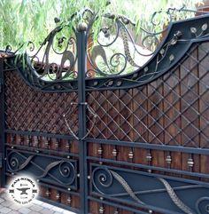 Кованые ворота Раменское Люберцы Жуковский Домодедово Ногинск Бронницы