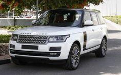 Range Rover Autobiography 2015