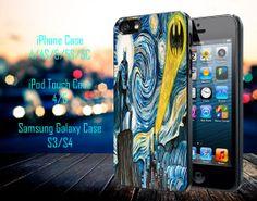Batman invades Van Gogh's Samsung Galaxy S3/ by GeniusInnovation, $13.79