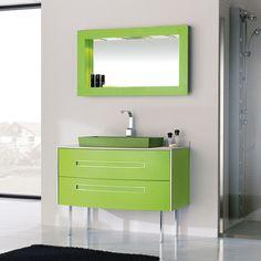 Billedresultat for green freestanding washbasin