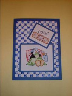 Happy Healing by mjbsmiley - Cards and Paper Crafts at Splitcoaststampers