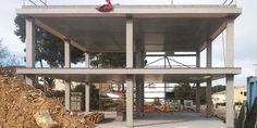 H Arquitectes – misfits' architecture Concrete, Construction, Architecture, Outdoor Decor, Inspiration, Beautiful, Home Decor, Houses, Building