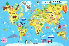 Puzzle, Diagram, World, Painting, The World, Australia, Puzzles, Riddles, Paintings