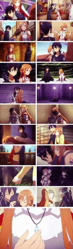 sao happens/sad