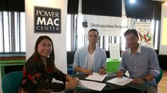 PR: Power Mac Center partners with Apple Distinguished Program awardee University of Visayas New School of Art & Design - Talk About Cebu